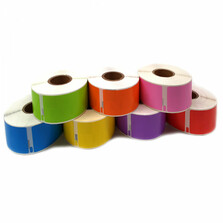 PML3689 - 5 Rolls X Colour - Red