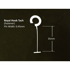 Royal Hook Tach 35mm