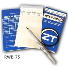 RWB-75 19 X 42mm Labels