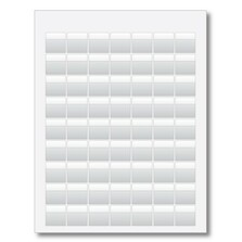 LSL-76-602-888 50 Laser Sheet Cable Labels