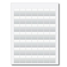 LSL-77-602-888 50 Laser Sheet Cable Labels