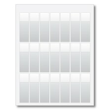 LSL-78-602-888 50 Laser Sheet Cable Labels