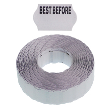 'Best Before' Freezer Grade 18x11mm Labels
