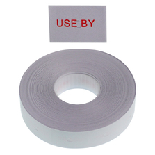 'Use By' Freezer Grade 16x23mm Labels