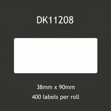 Brother DK11208 Compatible Large Address Labels (1 Roll)